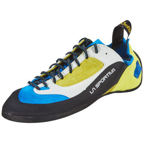 La Sportiva Finale Climbing Shoes yellow/blue